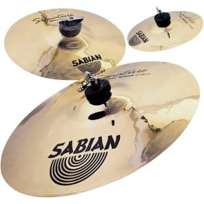 """Sabian 25002XMP AAX Max Splash 7"""" / 9"""" /11"""" 3pc Cymbal Pack"""