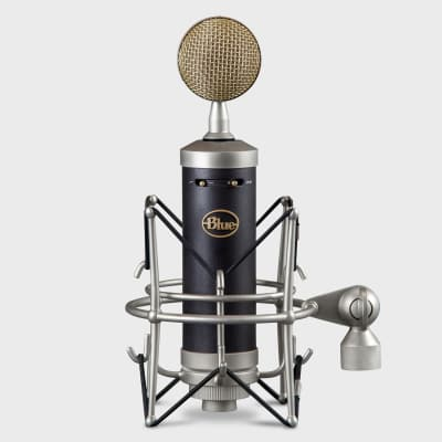 Blue Baby Bottle SL Large-Diaphragm Cardioid Condenser Recording Microphone