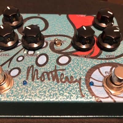 Keeley Monterey Rotary Fuzz Vibe serial #20