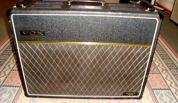 Vox Vox AC30 Combo Cabinet EMPTY !! Birch-Stolec Era with | Reverb