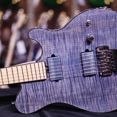 Music Man Axis Bfr - Blue Steel G87772 for sale