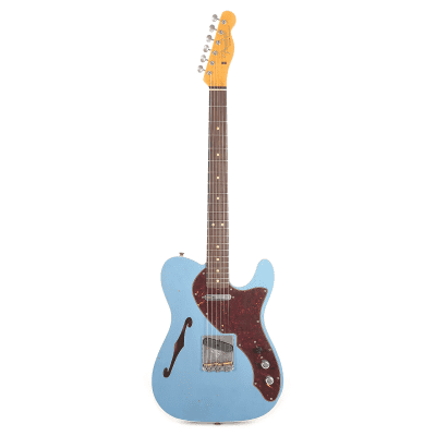 Fender Custom Shop '60s Reissue Telecaster Thinline Journeyman Relic