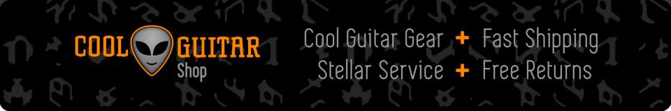 Cool Guitar Shop