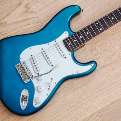 1990 Fender Stratocaster '62 Vintage Reissue Lake Placid Blue, Order Made Japan w/ USA Pickups for sale