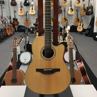 Applause Standard 12 String Acoustic Natural Spruce for sale