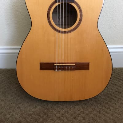 1968 Goya G-10 classical guitar, made in Sweden - Very Good+ condition, all original w case for sale
