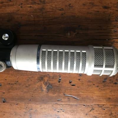 Electro-Voice RE 20 Silver