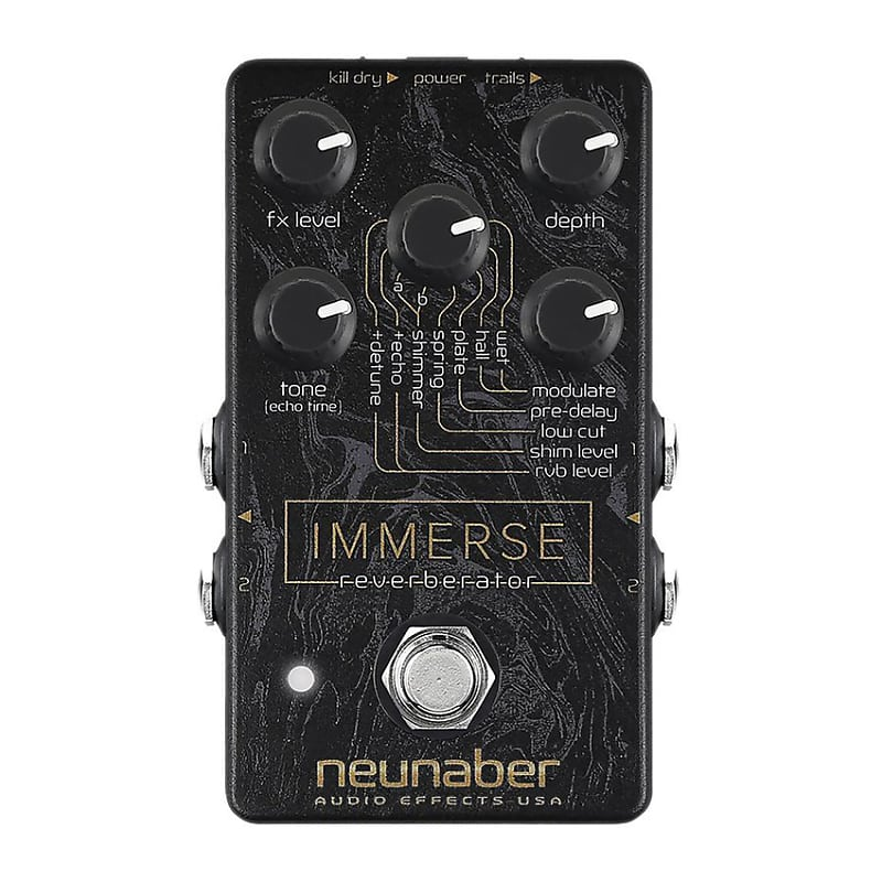 Neunaber Audio Effects Immerse Reverb image