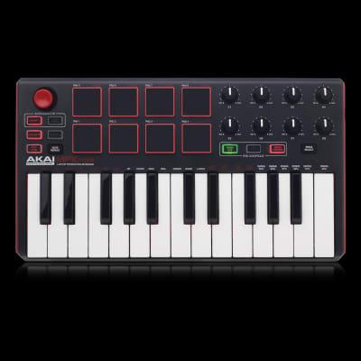 Akai Professional MPK Mini MkII 25-Key Keyboard Controller