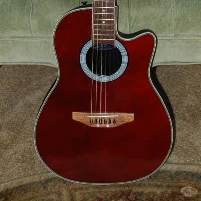 Applause by Ovation AA 13 Red for sale