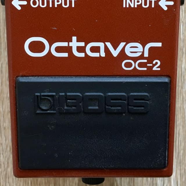 BOSS OC-2 Octaver Pedal image
