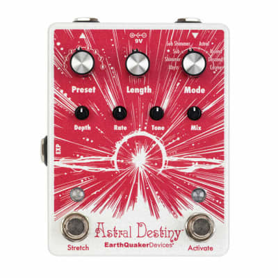 EarthQuaker Devices Astral Destiny - Octal Octave Reverberation Odyssey [Three Wave Music] for sale