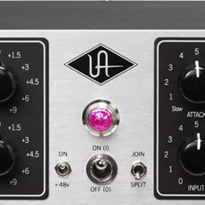 Universal Audio 6176 Tube Channel Strip | Free Shipping from Atlas Pro  Audio!