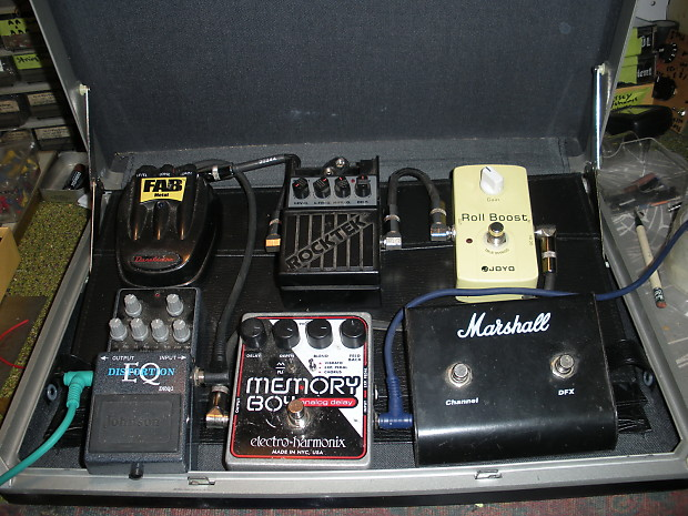 Pedal Board Road Case 18x12 X 4 Diy Wants Own Designed The Right Way Case