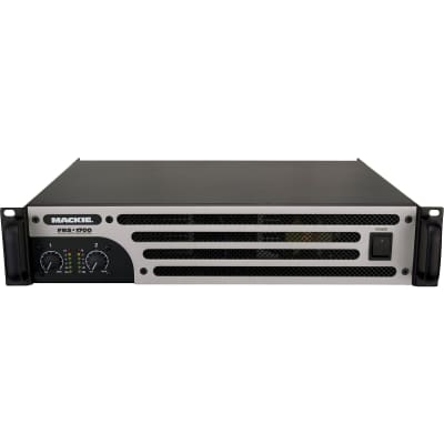 Mackie FRS-1700 2-Channel Power Amplifier