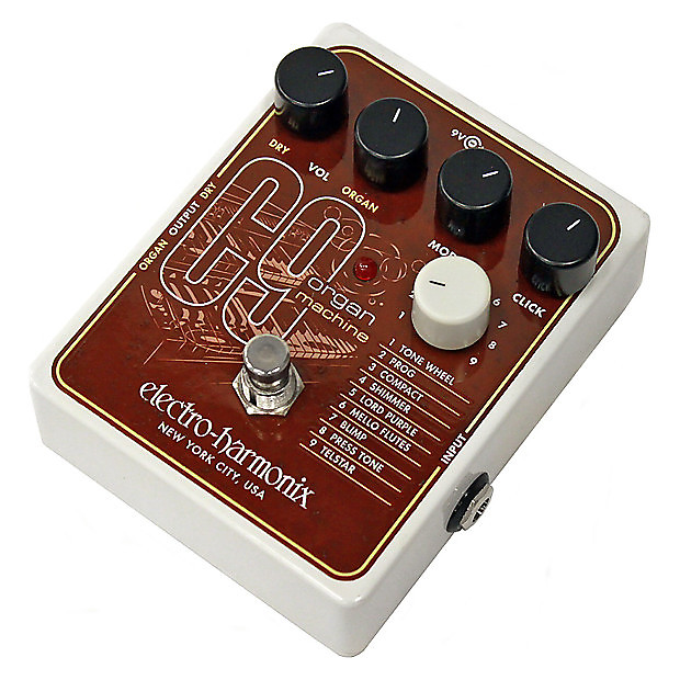Guitar Pedal For Organ : new electro harmonix c9 organ machine guitar effect pedal reverb ~ Russianpoet.info Haus und Dekorationen