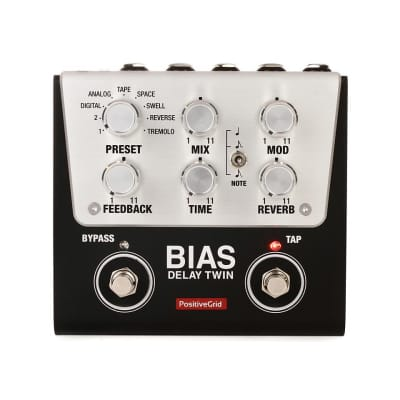 Positive Grid BIAS Delay Twin for sale