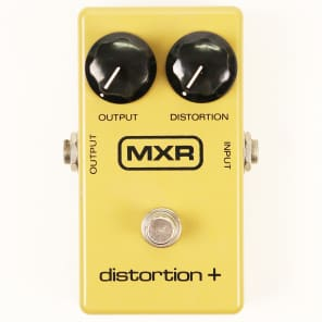 MXR Distortion + 1977
