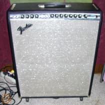 Fender Quad Reverb 1972 Silverface image