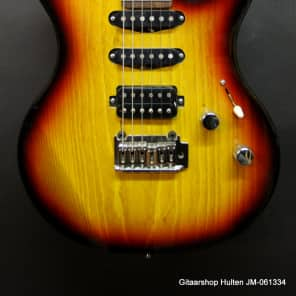 John McGuire Tradition  2014 3 Color Sunburst for sale