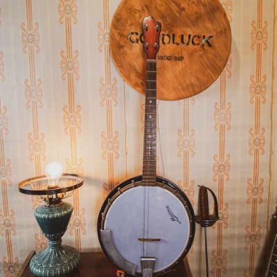 Musima Banjo 4 strings rare vintage USSR GDR for sale