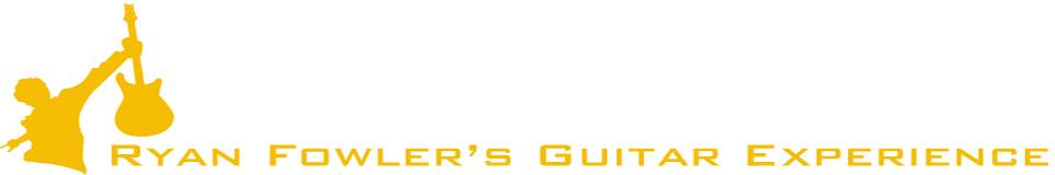 Ryan Fowler's Guitar Experience
