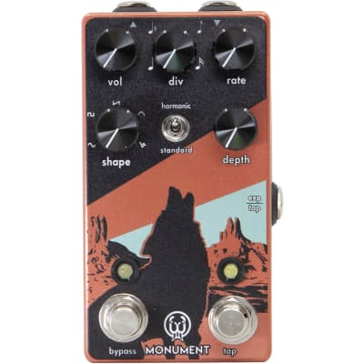 Walrus Audio Monument V2 Monument Harmonic Tap Tremolo for sale