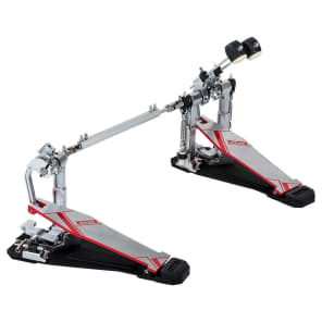 ddrum QSDBDP Quicksilver Direct-Drive Double Bass Drum Pedal