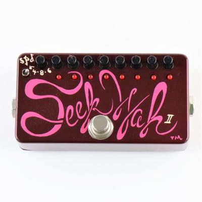 ZVEX SEEK-WAH 2 HAND PAINTED for sale