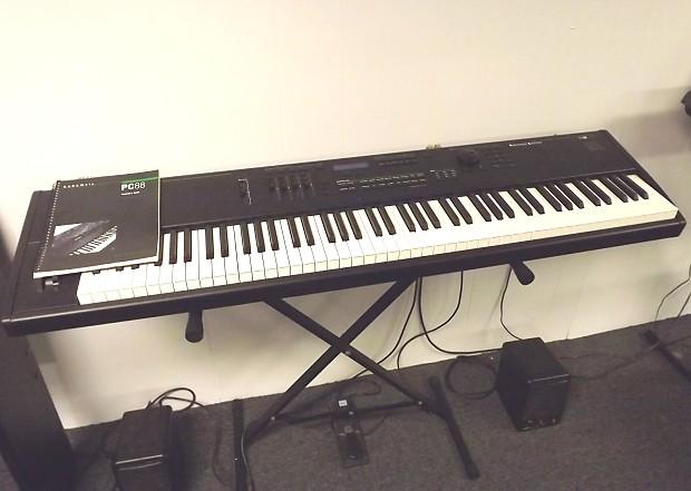 Kurzweil PC88 Keyboard Workstation | Pleasantville Music
