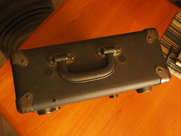 trace elliot gp7sm 200 bass amp head with case reverb. Black Bedroom Furniture Sets. Home Design Ideas