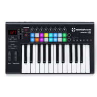 Novation Launchkey 25 (MK2) The essential controller for Ableton