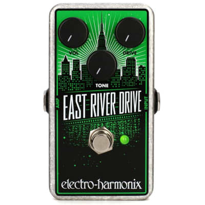 Electro-Harmonix EHX East River Drive Overdrive