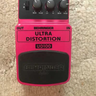 Behringer UD100 Ultra Distortion for sale