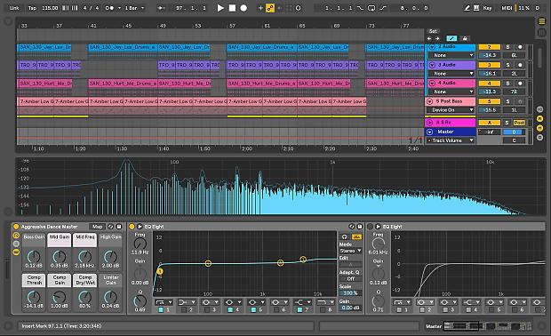 Ableton Live 10 | Demo Track - Reverb Digital | FREE Track