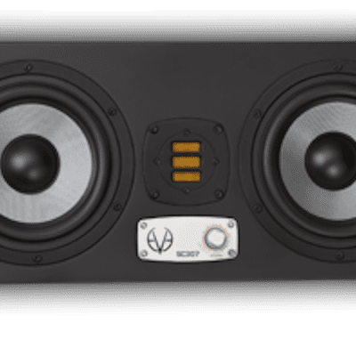 """New Eve Audio SC307 Active 3-way Nearfield Studio Monitor, with 2 SilverCone 7"""" Woofers"""