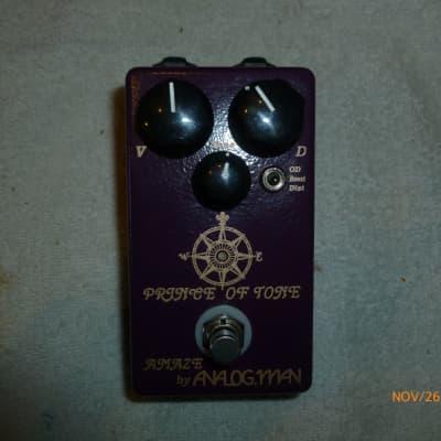 Analog man Prince of Tone purple for sale