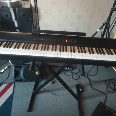 Roland FP-50 Piano Black+pedal+RTX stand