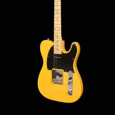 GJ2 Inspiration Series Hellhound Electric Guitar - Butterscotch for sale