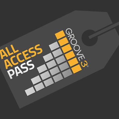 Groove3 All Access Pass (1 Year Subscription)