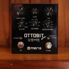 Meris Ottobit Jr Stutter Filter Bit Crusher Pedal