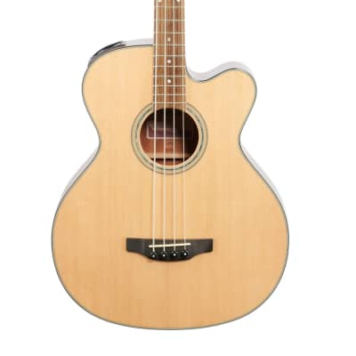 Takamine GB30CE NAT G Series Jumbo Cutaway Acoustic/Electric Bass Natural Gloss