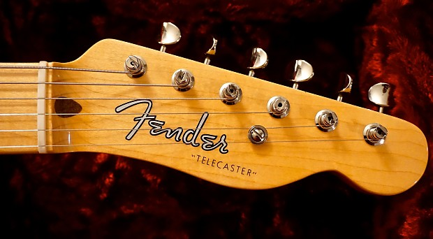 Fender American Vintage Reissue Telecaster owners manual Vintage care info