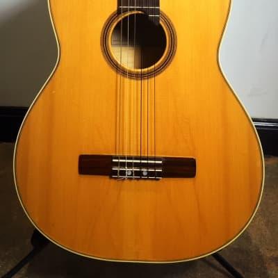 Vintage Goya G-20 Classical Acoustic Guitar for sale