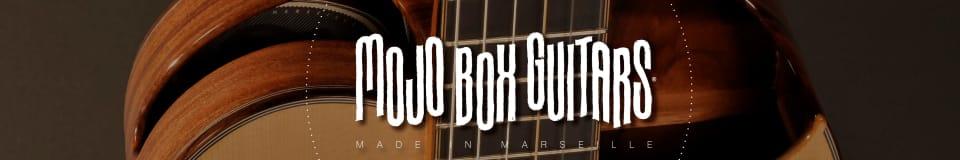 Mojo Box Guitars / Guitares Martelli