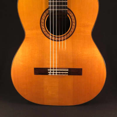 Robert Ruck Classical Guitar 1982 for sale