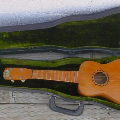Regal Soprano Ukulele 1940s for sale