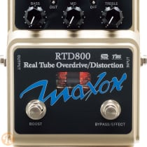Maxon RTD800 Real Tube Overdrive 2000s Graphic image