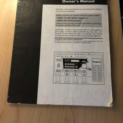 Roland Roland GR-33 manual White