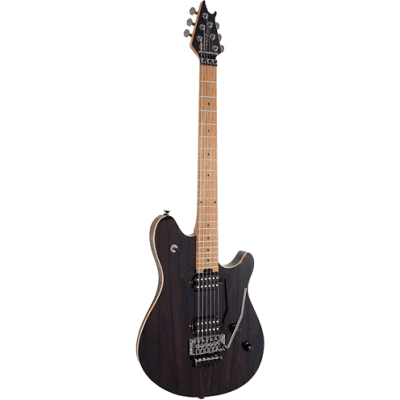 EVH Wolfgang Standard Exotic Zircote, Baked Maple Fretboard 2019 Exotic for sale
